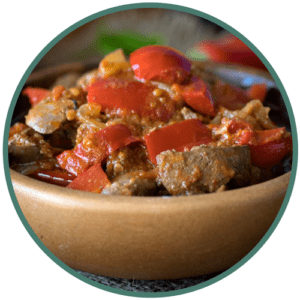 Chicken liver