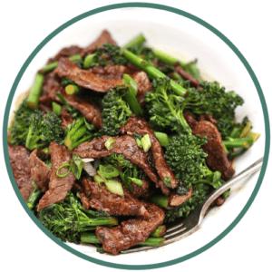 AIP Broccoli Beef